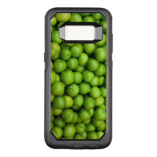 Saftige grüne Apfel-photographischer Druck OtterBox Commuter Samsung Galaxy S8 Hülle