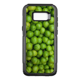 Saftige grüne Apfel-photographischer Druck OtterBox Commuter Samsung Galaxy S8+ Hülle