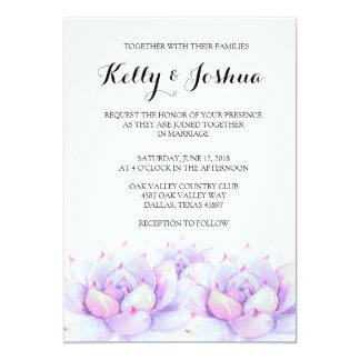 Saftige Hochzeits-Einladung Karte