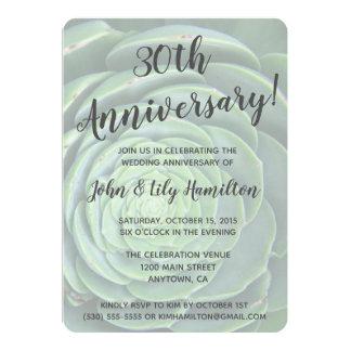Saftige Jahrestags-Party Einladung