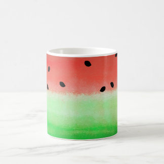 Saftige Wassermelone Kaffeetasse