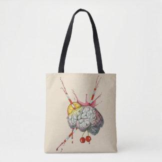 Saftiges Gehirn Tasche