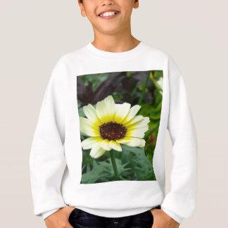 Sagen Sie es mit gelben Gänseblümchen Sweatshirt