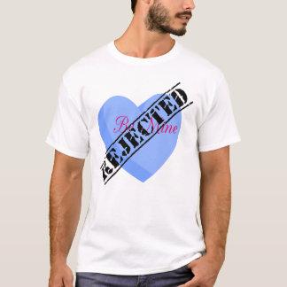Sagen Sie glückliche Valentinsgrüße mit Ablehnung T-Shirt