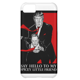 Sagen Sie hallo zu meinem Spicey kleinen iPhone 5C Hülle