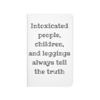 Sagen Sie immer die Wahrheit Taschennotizbuch