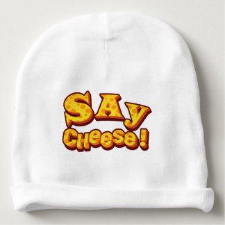 sagen Sie Käse! Babymütze