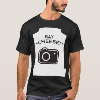 Sagen Sie Käse! T-Shirt