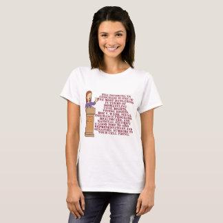 Sagen Sie Kongreß, wie Sie sich fühlen T-Shirt