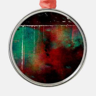 Saggar Inspirationen Silbernes Ornament