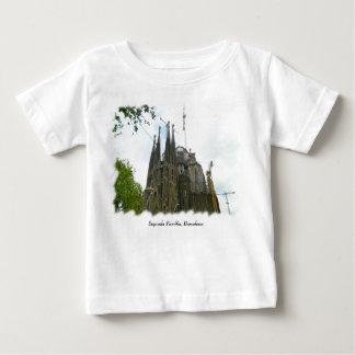 Sagrada Familia, Barcelona Baby T-shirt