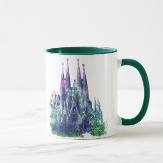 Sagrada Familia Barcelona Tasse