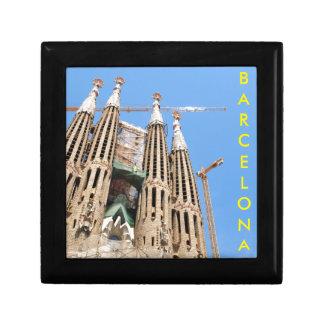 Sagrada Familia in Barcelona, Spanien Geschenkbox