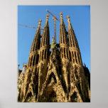 Sagrada Familia Plakat
