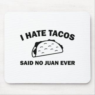 Sagte keinen Juan überhaupt Mousepad