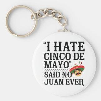 Sagte keinen Juan überhaupt Schlüsselanhänger