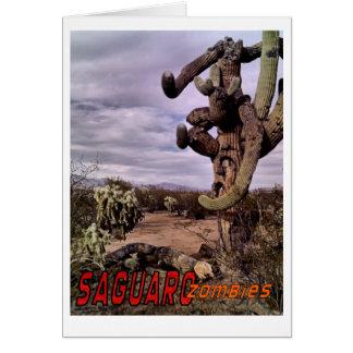 Saguaro-Zombie-Zombie 1 Karte