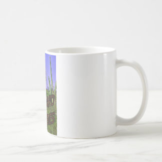 Saguaro-Zombie-Zombie 2 Kaffeetasse