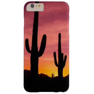 Saguarokaktus am Sonnenaufgang, Arizona Barely There iPhone 6 Plus Hülle