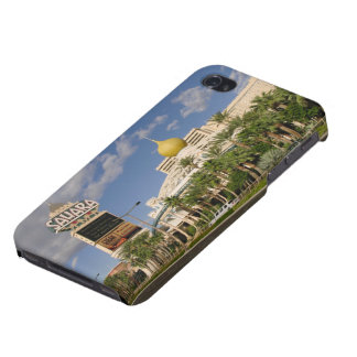 Sahara-Hotel Las Vegas iPhone 4 Case