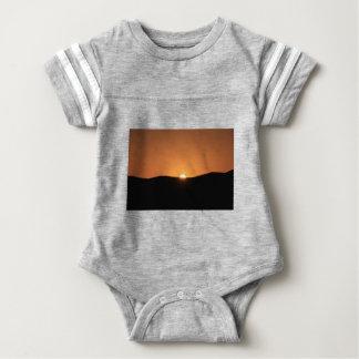 Sahara-Wüste, Marokko Baby Strampler