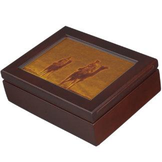 Saharawind-Geschenkboxen Erinnerungsdose