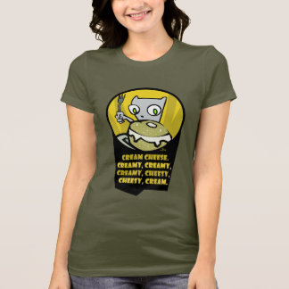 Sahniges Cheesey T-Shirt