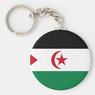 Sahrawi arabische demokratische Republik Schlüsselanhänger