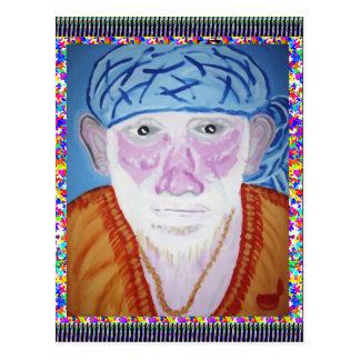 SAI KUCHEN SIRDI Heilig-Guru-Lehrer-Prediger-Gebet Postkarten