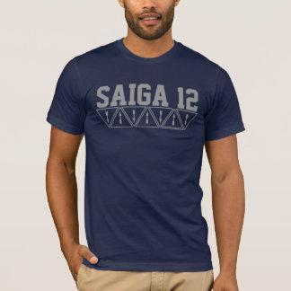 Saiga 12 Fabrik-Logo-Shirt T-Shirt