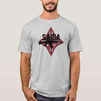 Saiga 12 - Stern von Saiga Silhouette T-Shirt