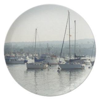 Sailbotas Pelikan-Vogel-Tier-Boots-Segeln-Meer Teller