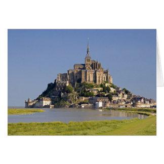 Saint Michel Le Mont in der Region von Karte