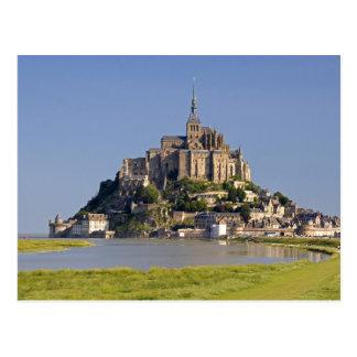 Saint Michel Le Mont in der Region von Postkarte