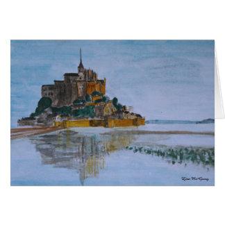 Saint Michel Le Mont Karte