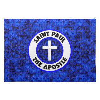 Saint Paul der Apostel Tischset