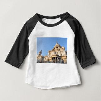 Saint Paul-Kathedrale in London, Großbritannien Baby T-shirt