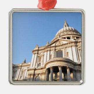 Saint Paul-Kathedrale in London, Großbritannien Silbernes Ornament