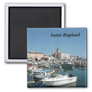 Saint-Rapha�l - Quadratischer Magnet