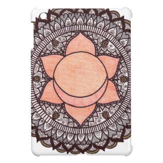 Sakrale Chakra Mandala iPad Mini Hülle