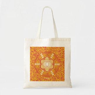 Sakrale Chakra Mandala Tragetasche