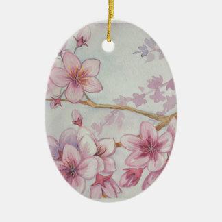 Sakura Festival Keramik Ornament