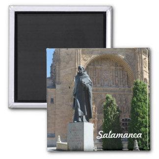 Salamanca, Spanien Quadratischer Magnet