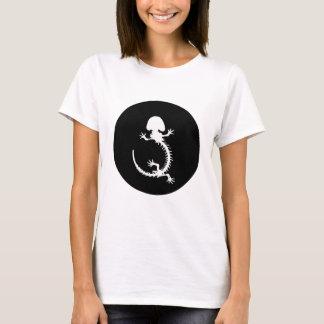 Salamanderskelett T-Shirt