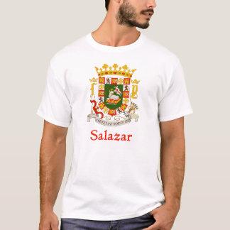 Salazar Schild von Puerto Rico T-Shirt