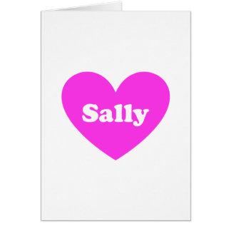Sally Karte