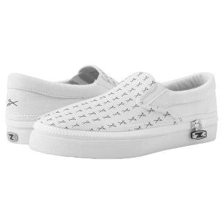 Salon-Scheren Slip-On Sneaker
