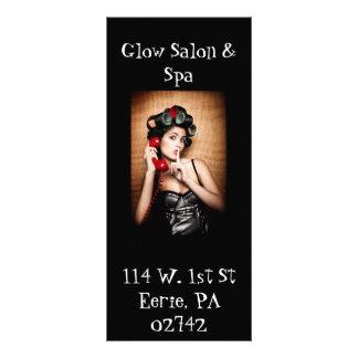 Salon- u. Wellness-Centergestellkarte,… Karten Druck