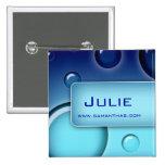 Salon-Wellness-Center-Namen-Umbau-Knopf-Brosche sp Buttons