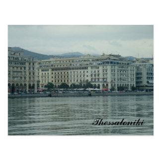 Saloniki Postkarte